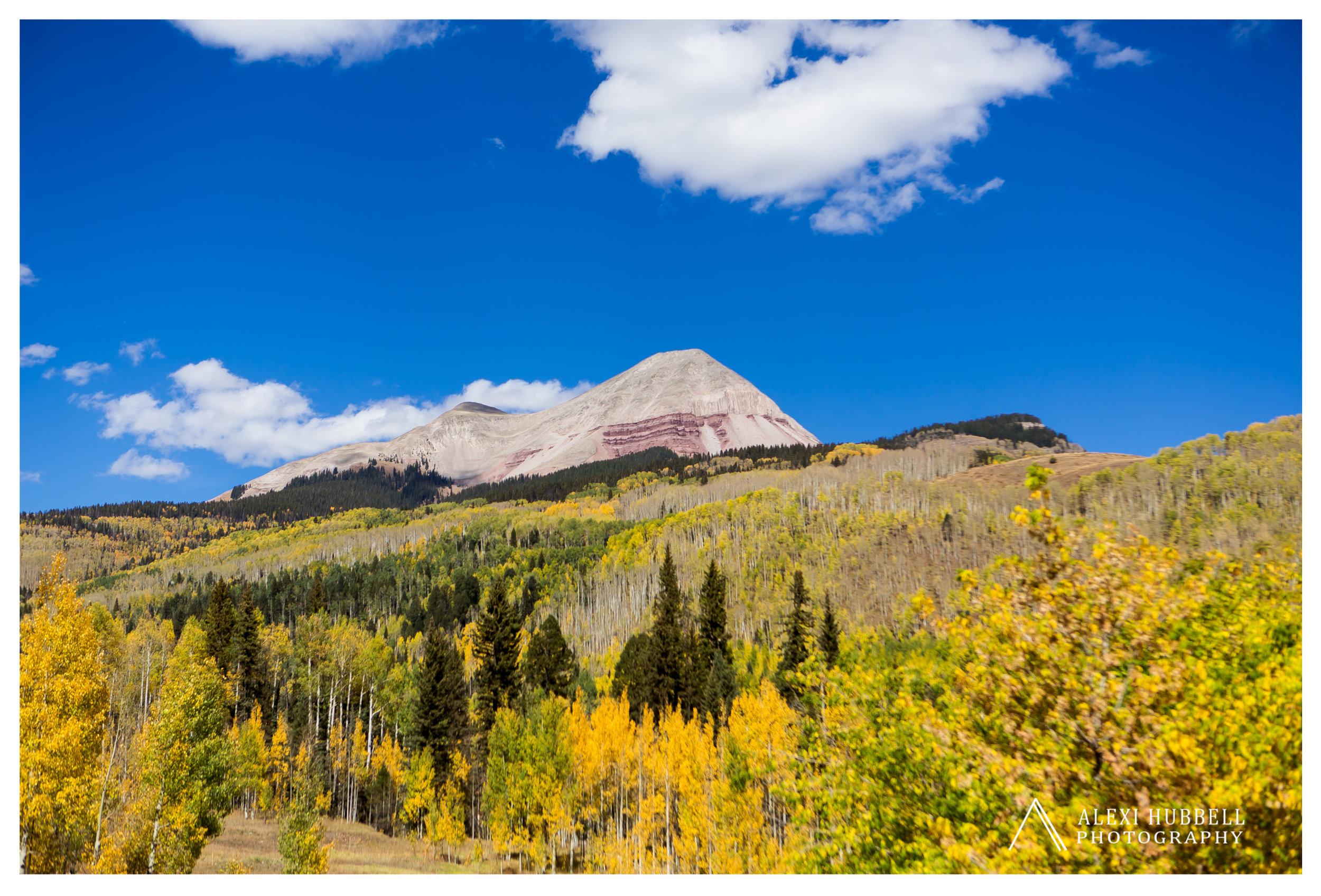 Cascade Village Wedding Durango Colorado Fall