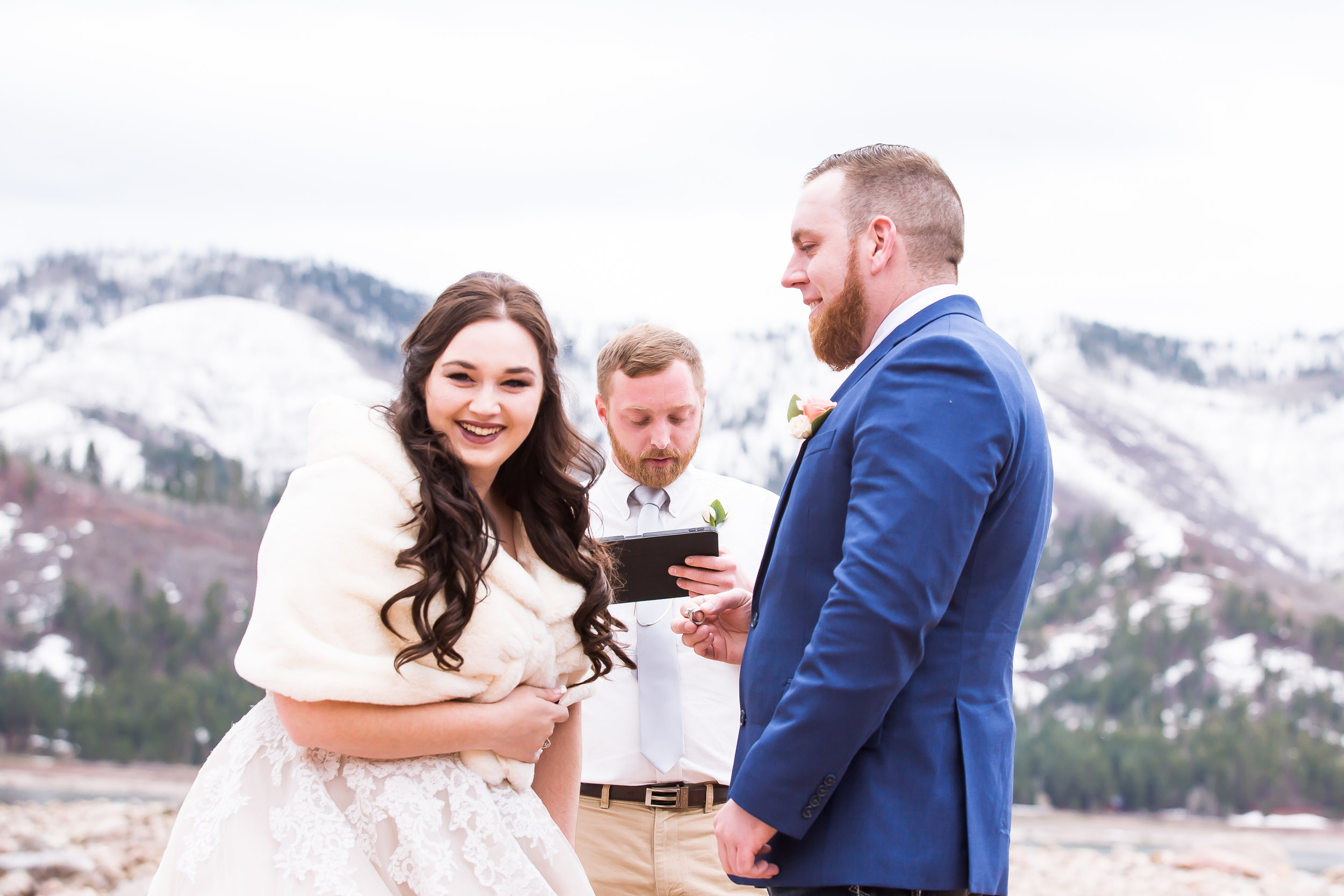 durango wedding photographer vallecito lake elopement