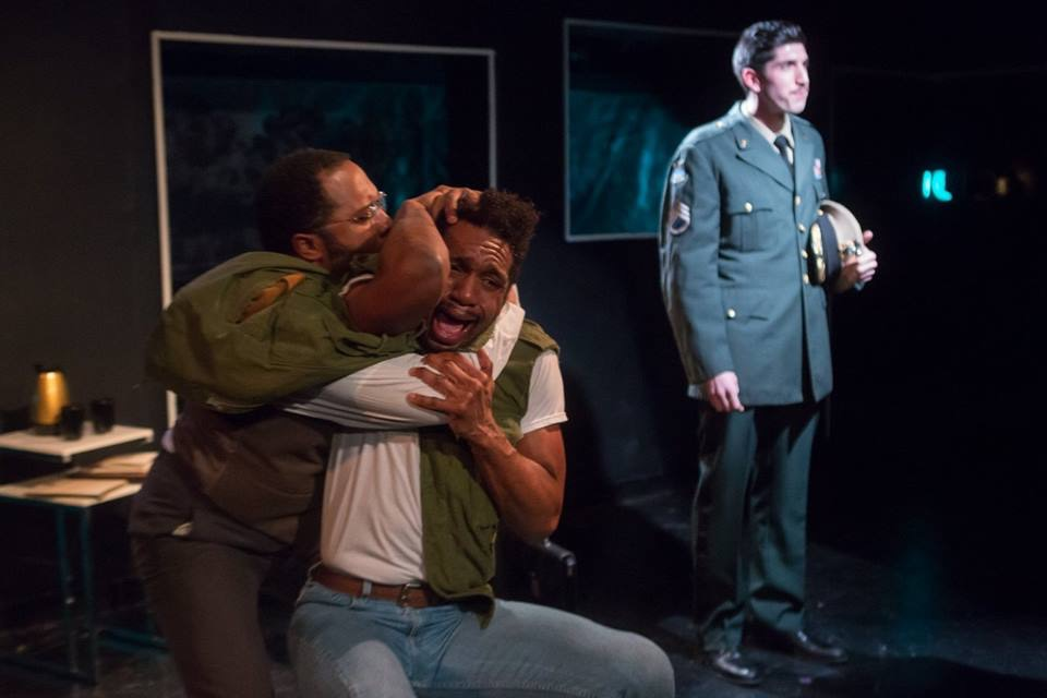 Dr. Drummond (Brandon Rubin), Beau Willie Brown (Toussaint Jeanlouis), and Marshall (Matt Stango)