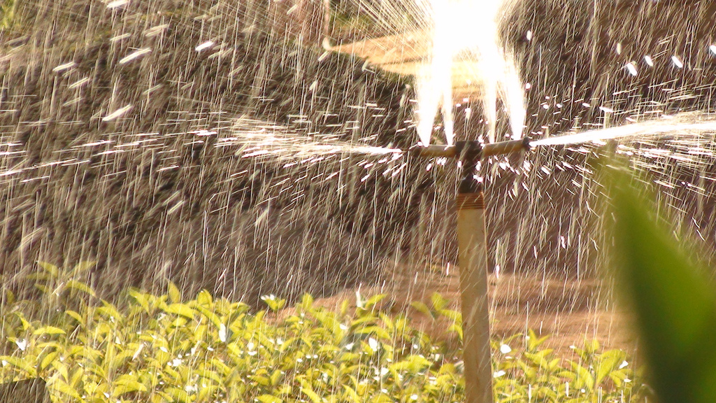 """Sprinkler"" by Tavos Mata Machado. Via  Flickr  and courtesy a  Creative Commons  license."