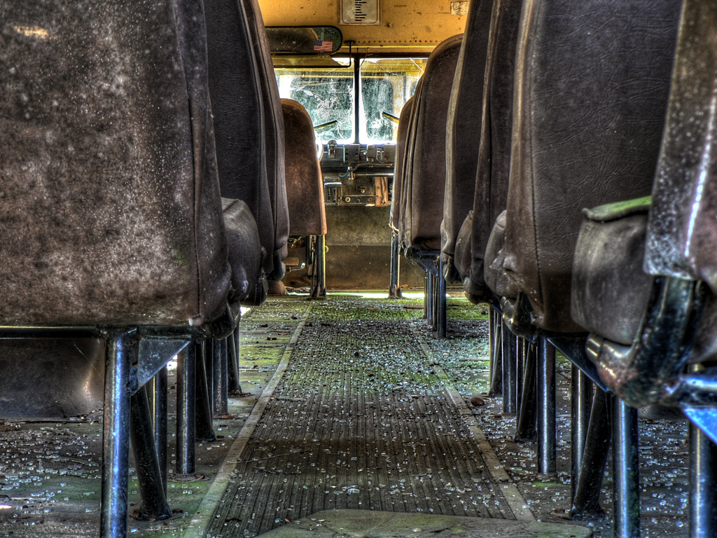 """Aisle"" by Alan Smythee. Via  Flickr  and courtesy a  Creative Commons  license."