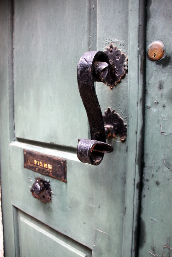 """""""Knocker,"""" by Nico Crisafulli. Via  Flickr  and courtesy a  Creative Commons  license."""