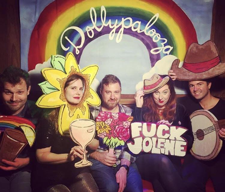 Dollypalooza! - 10/29/16 LOS GLOBOSLos Angeles