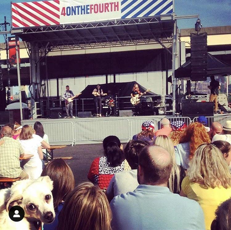 4th of July - South Street Seaport, NY