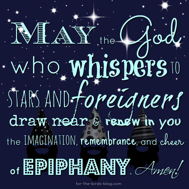 Epiphany Benediction