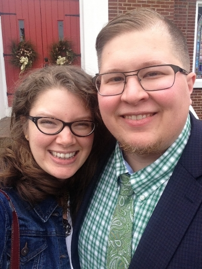 Just look at that post-preaching glow. <3