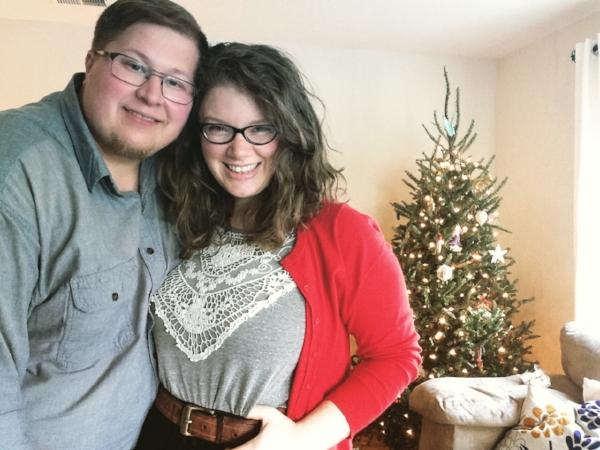Coyle-Carr Christmas Photo 2016