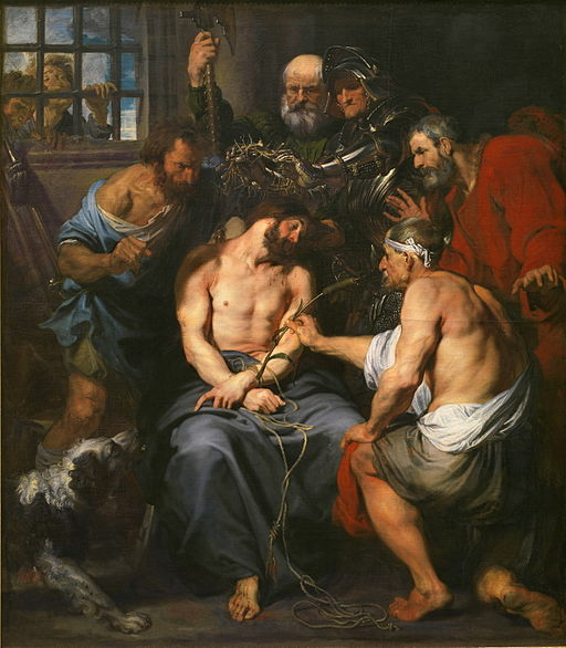 Anthony van Dyck, public domain via Wikimedia Commons