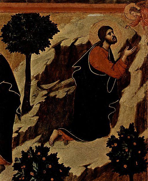 Duccio -Public Domain via Wikimedia Commons
