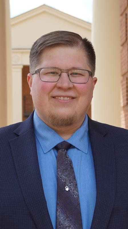 Rev. Aaron Bruce Coyle-Carr
