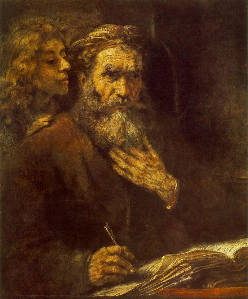 Image by Rembrandt.