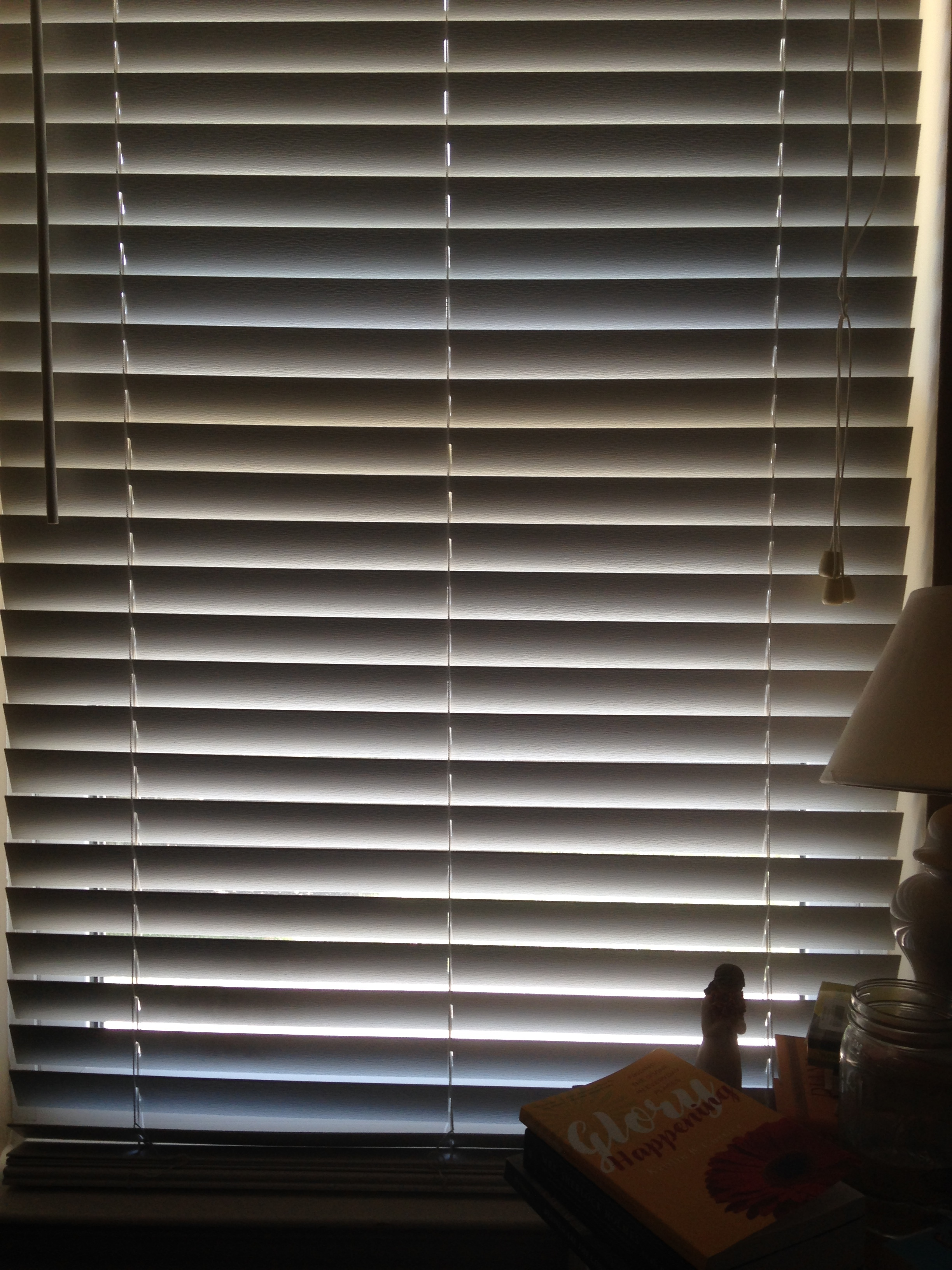 When Temps Rise, keep your windows covered when in direct sunlight!