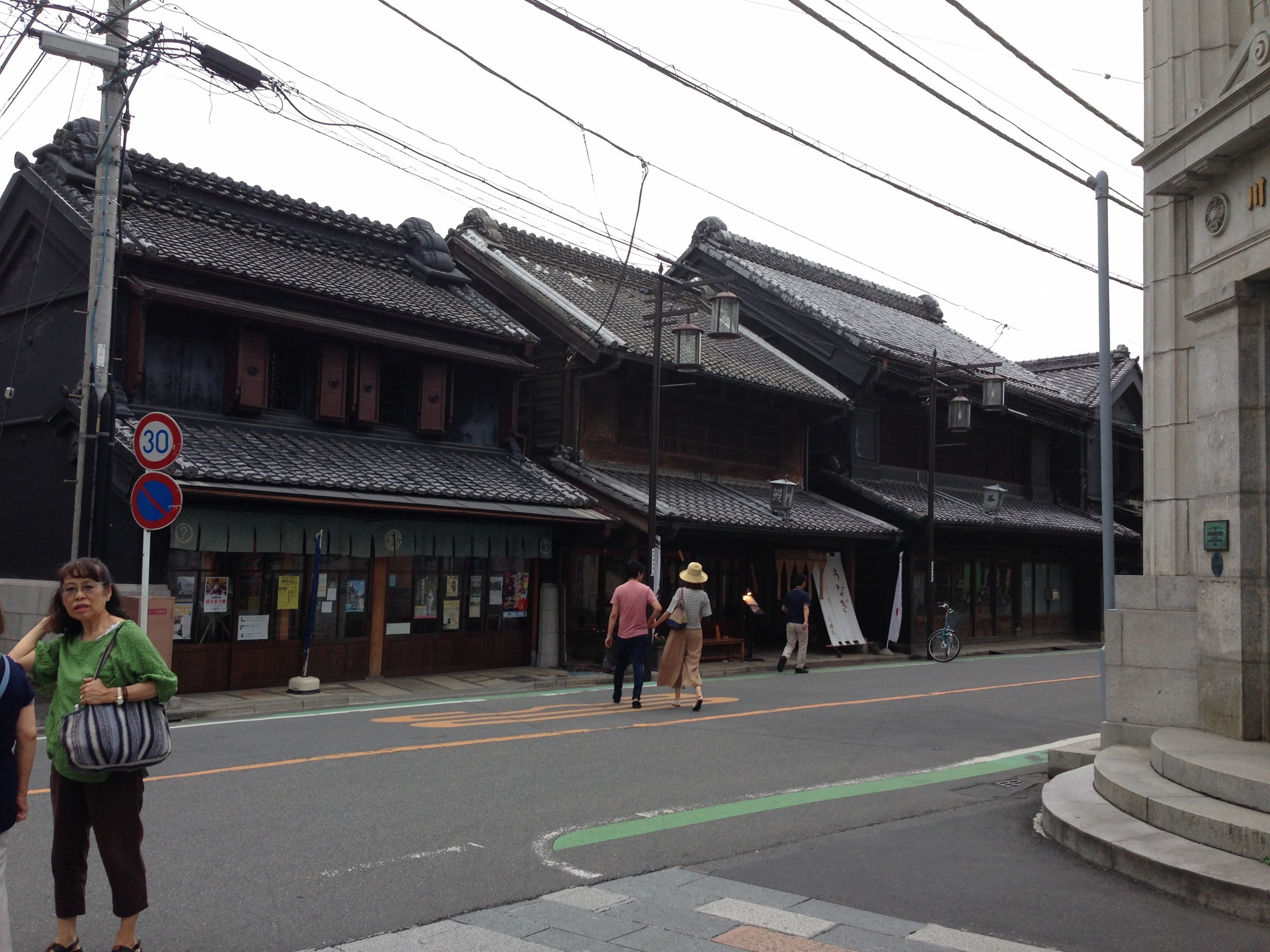 A quick look at some of the Edo-style buildings in Kawagoe.