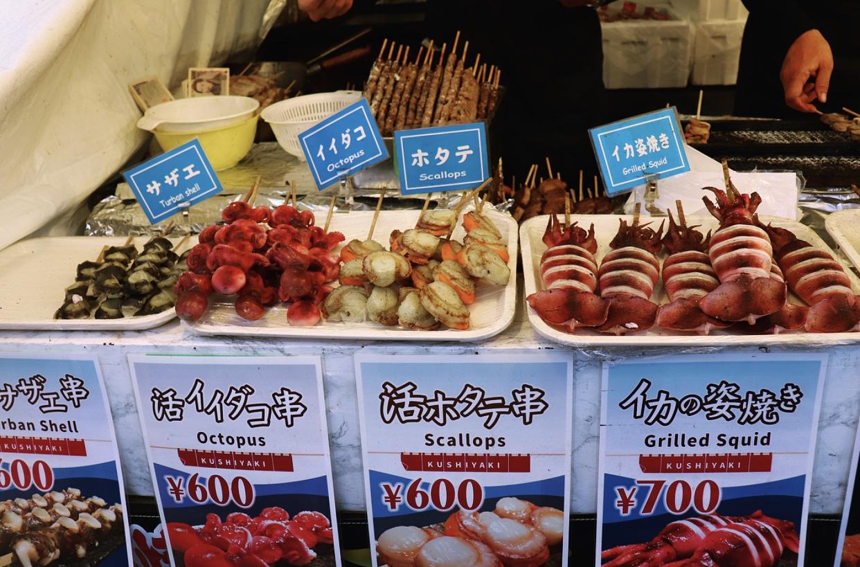 Festival Food -