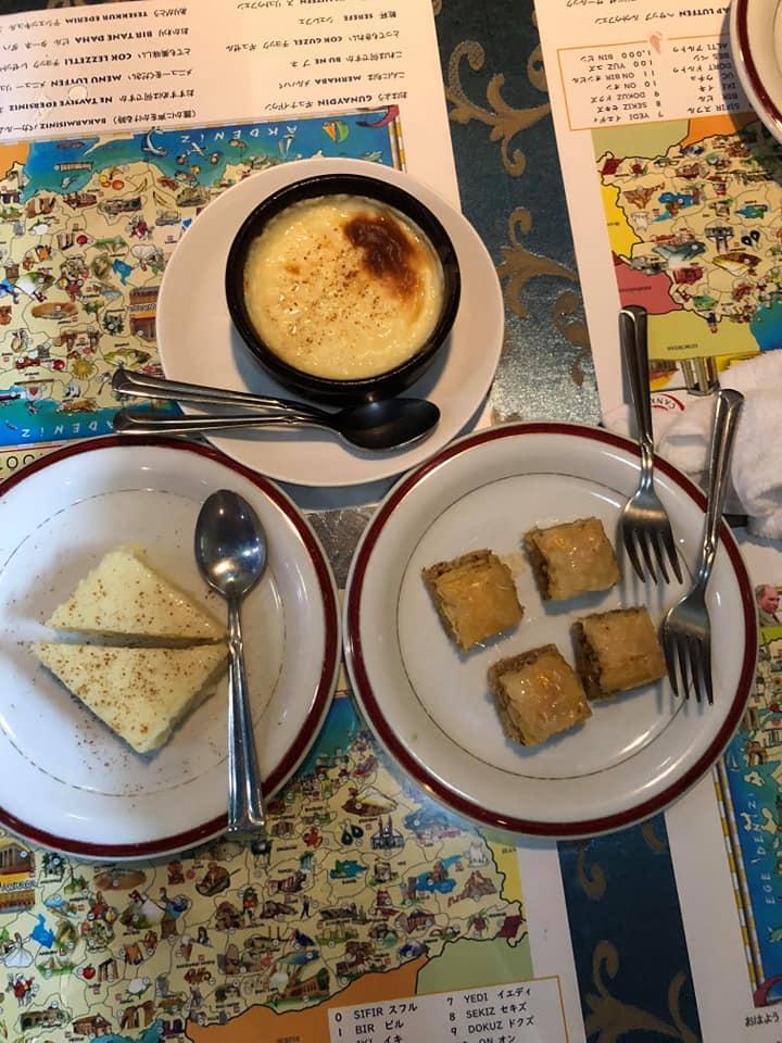 4. Turkish Restaurant Cankaya  - Japan 〒160-0023 Tōkyō-to, Shinjuku City, Nishishinjuku, 1-chōme−15−7 西口ライフビル3F