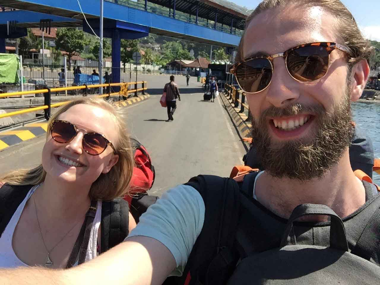 Op naar de slow ferry