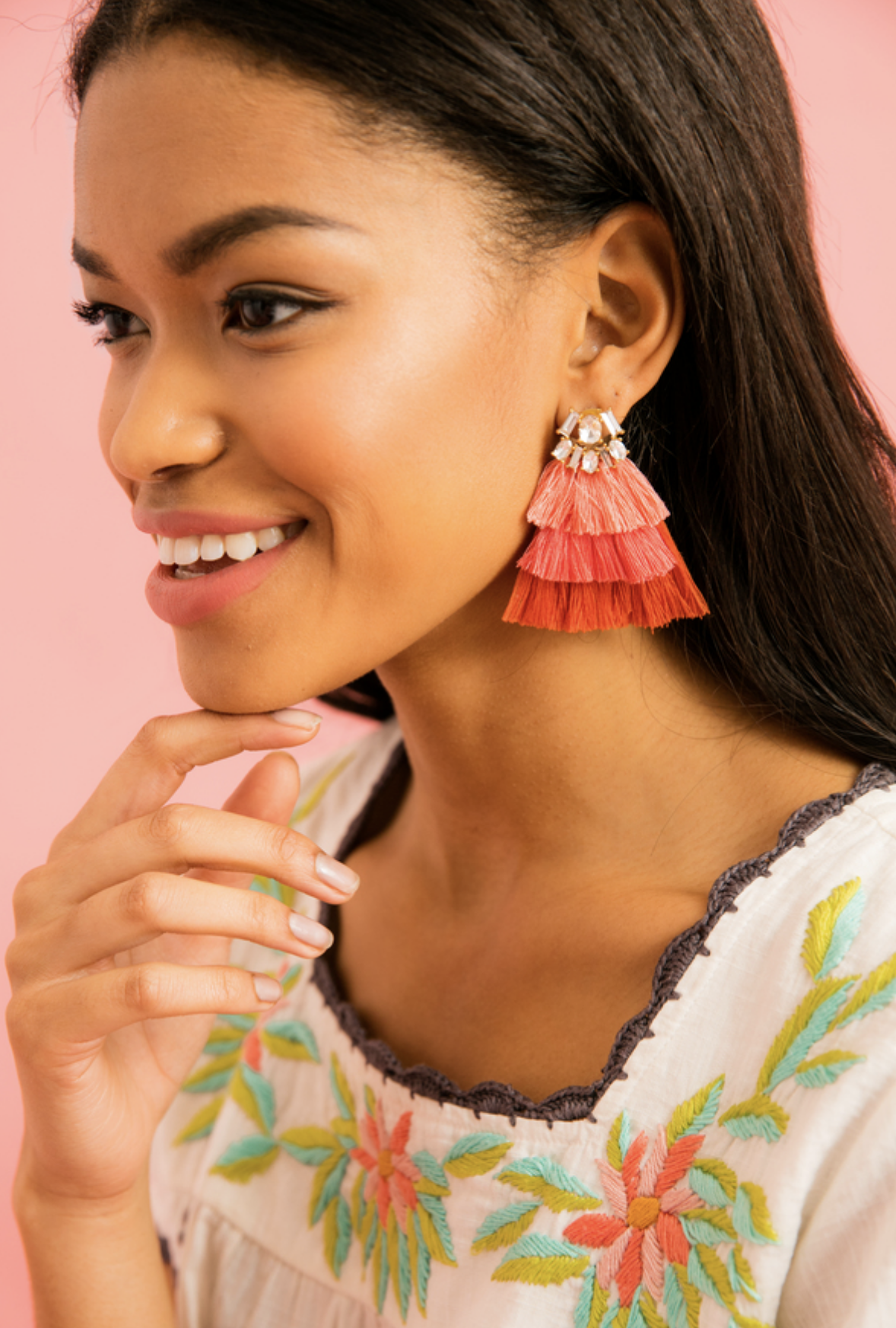 CTD_Coral Earring_model shot.png