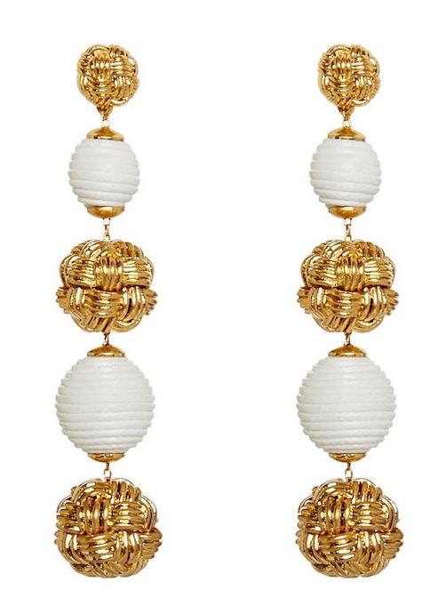 For Love and Lemons White Tropicana Earrings Product.jpg