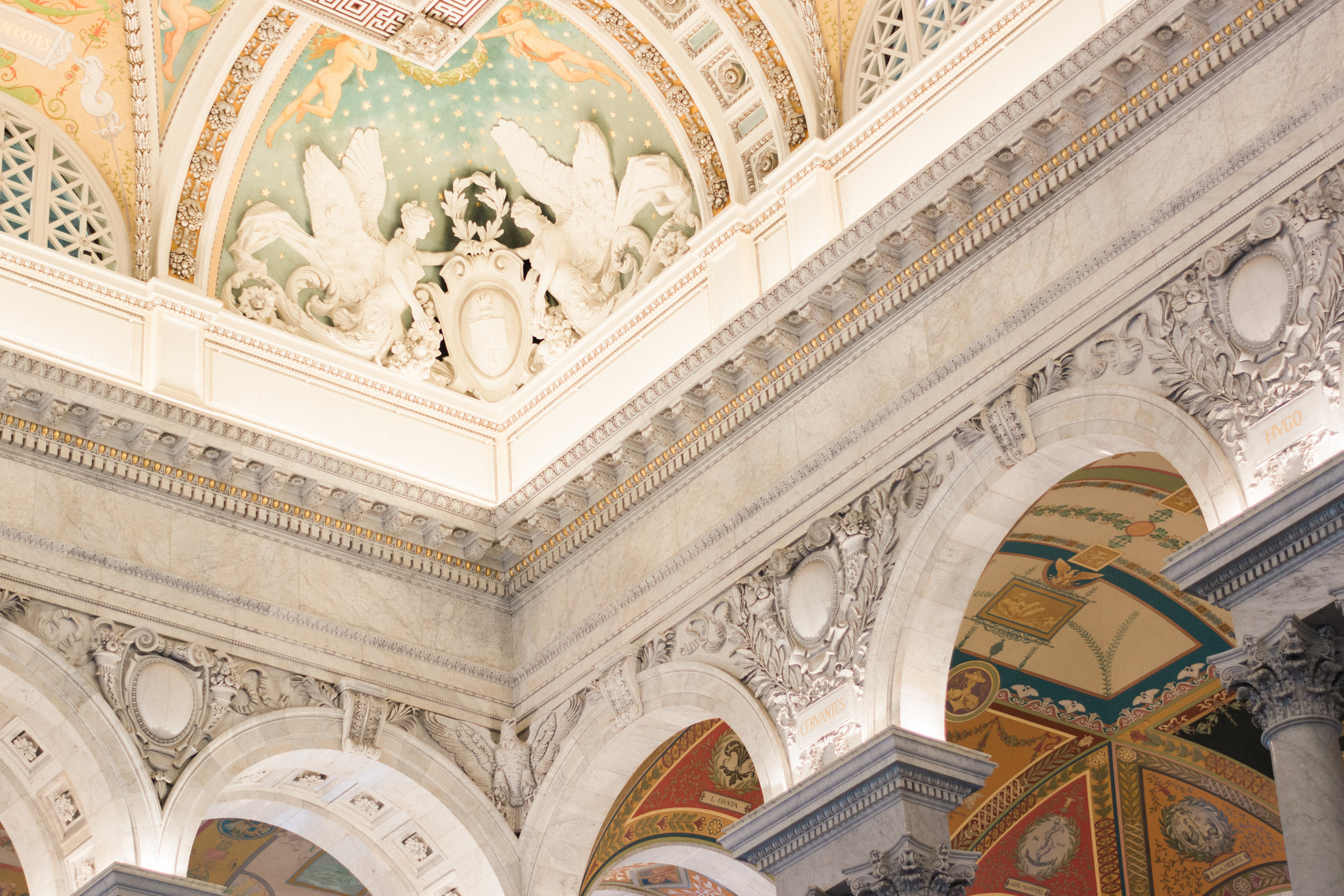 Library of Congress DC Portraits Architecture