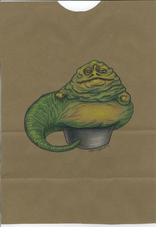 Jabba The Muff