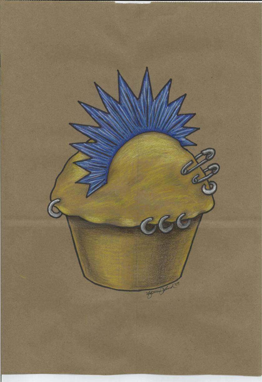 Mohawk Muffin