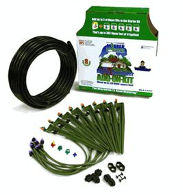 50 ft Micro Sprinkler Add On Kit