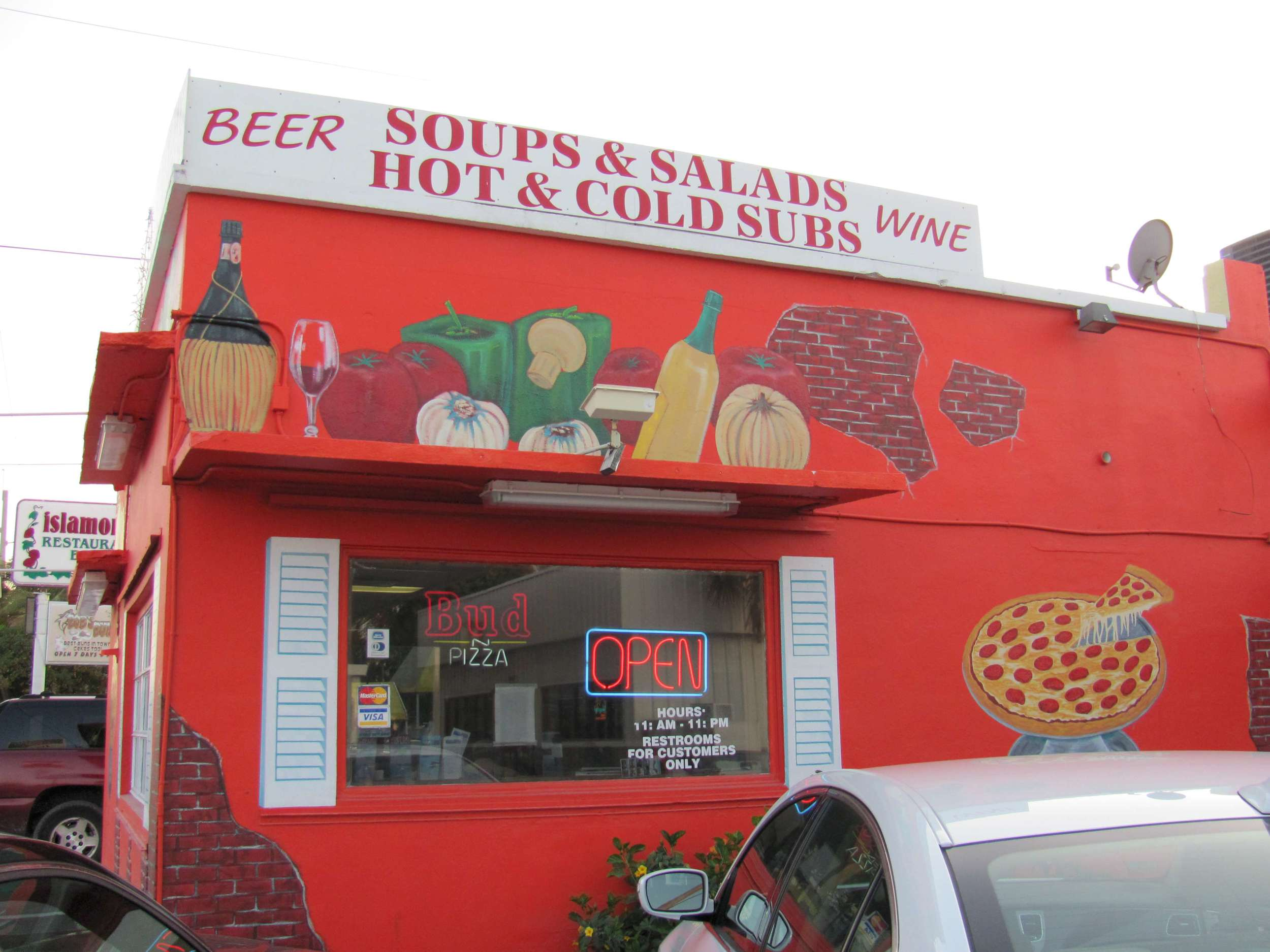 Tower of Pizza Islamorada, FL