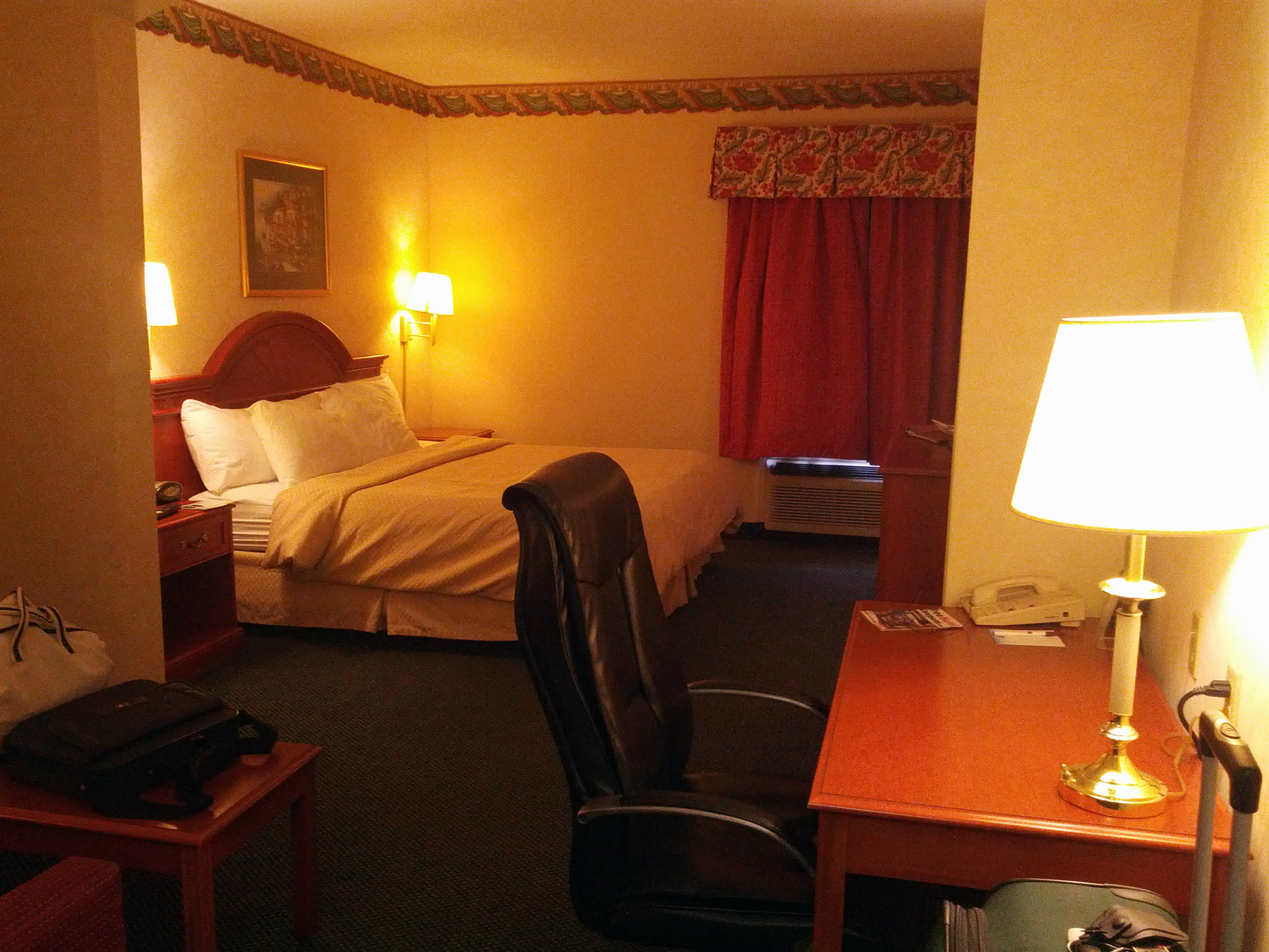 September 2013 Lebanon TN Comfort Suites