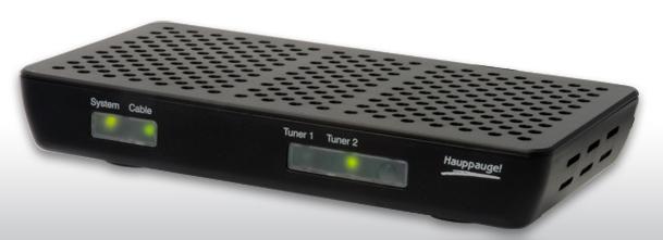 HTPC - Hauppauge WinTV-DCR-2650 dual tuner CableCARD receiver