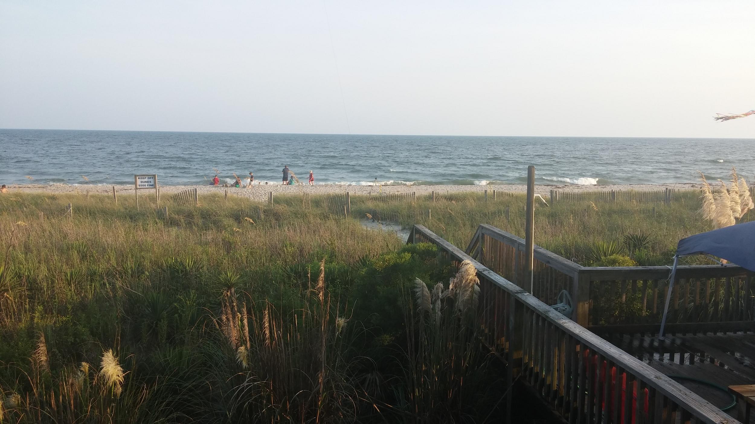 Holden Beach, August 2014