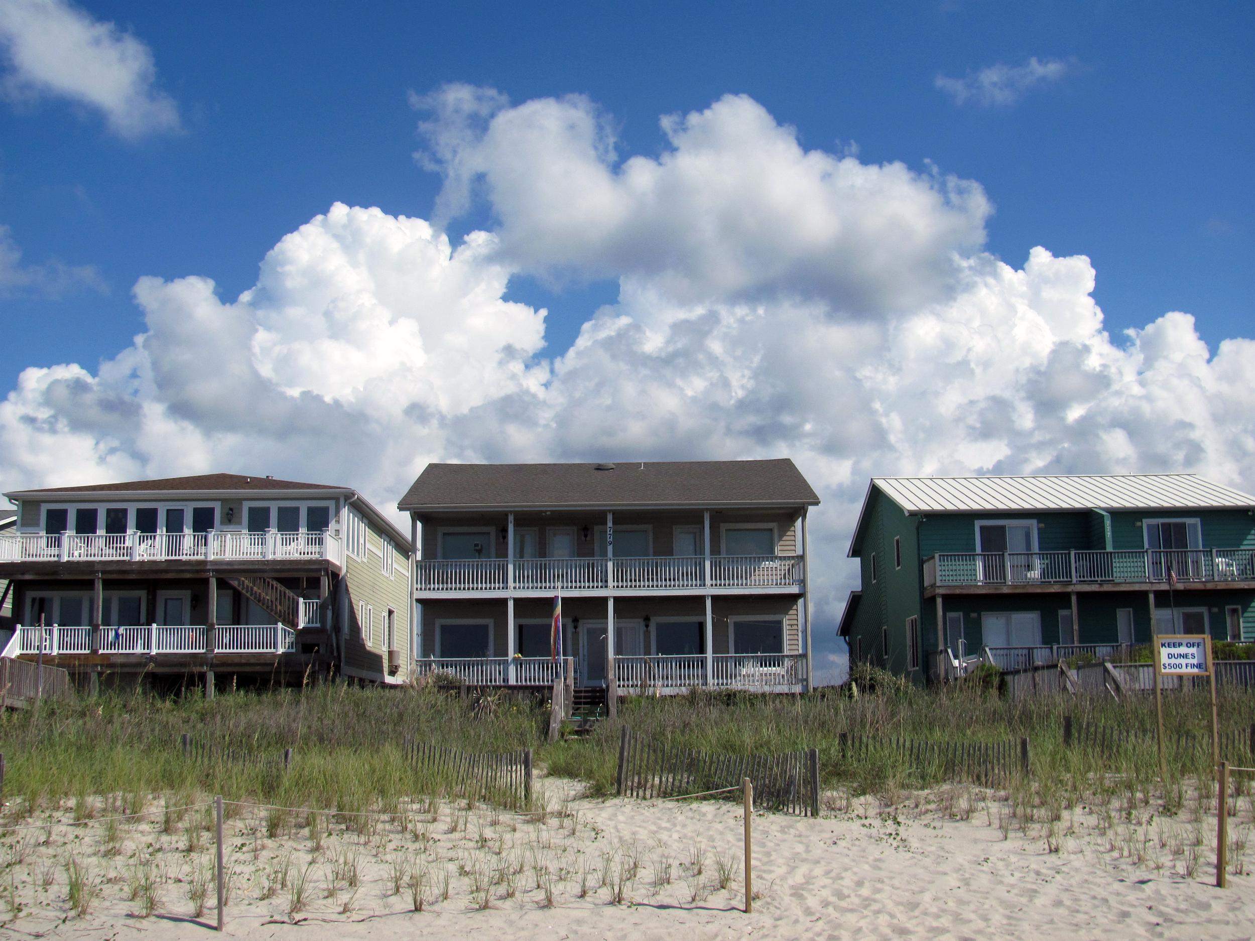 Holden Beach, August 2011