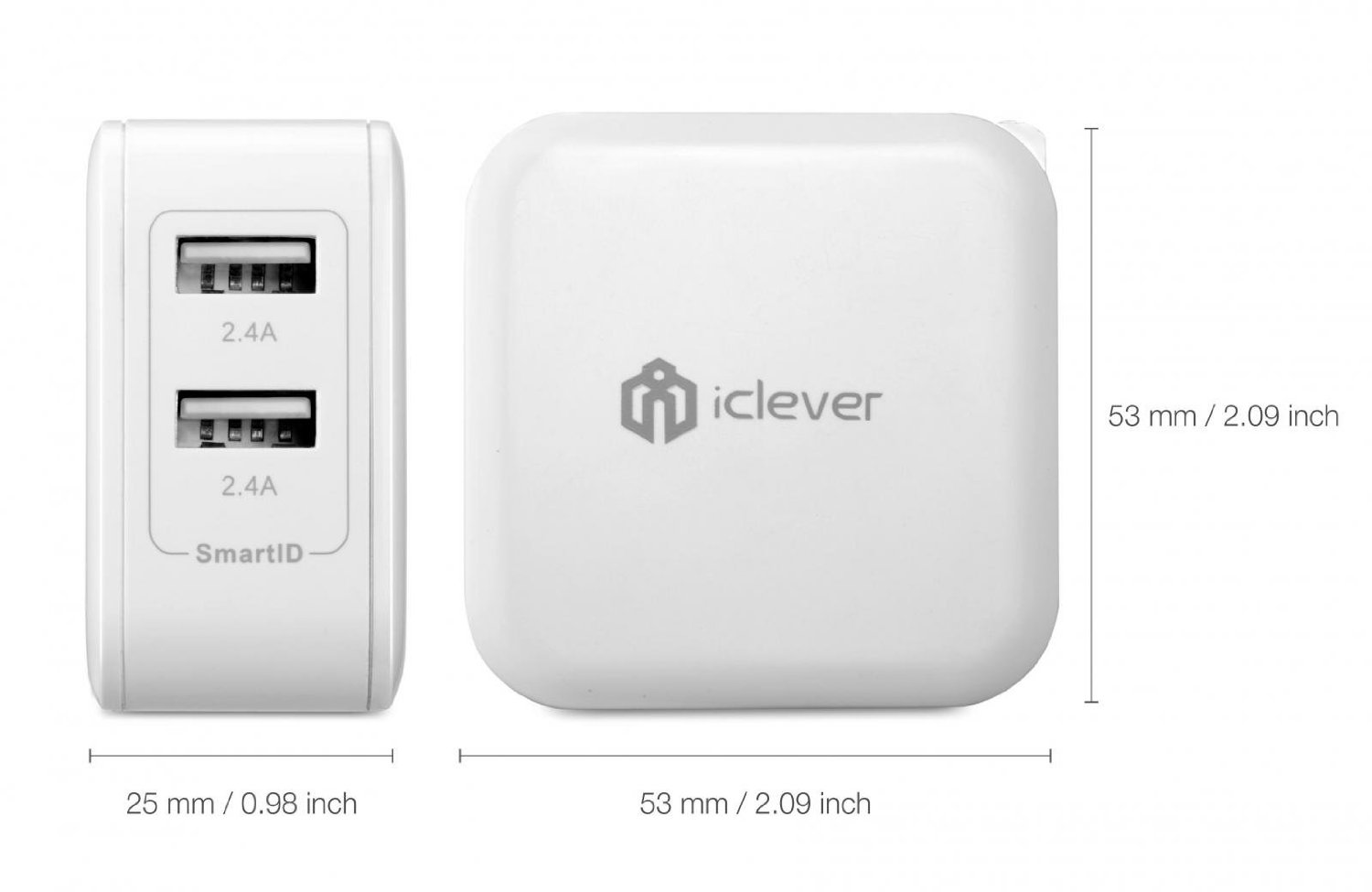iClever Dual USB Ports Travel Wall Charger.jpg