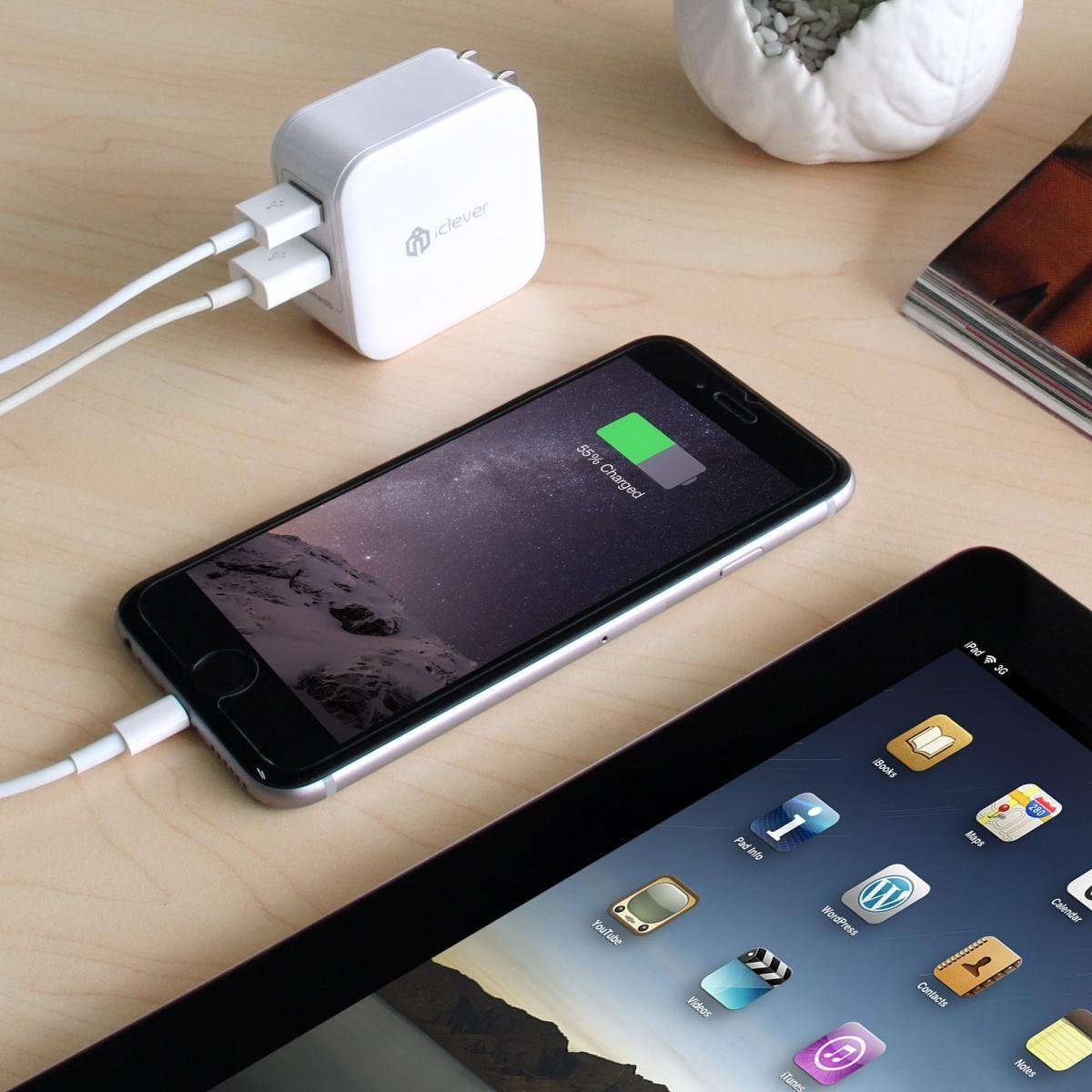 iClever Dual USB Ports Travel Wall Charger 4.jpg