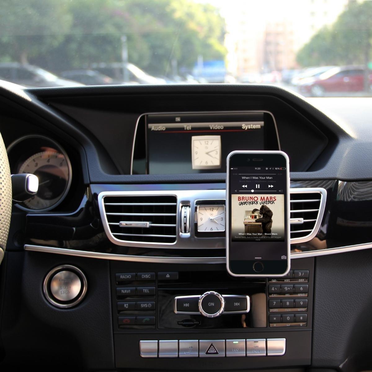 iCleverAir Vent Smartphone Magnetic Holder 6.jpg