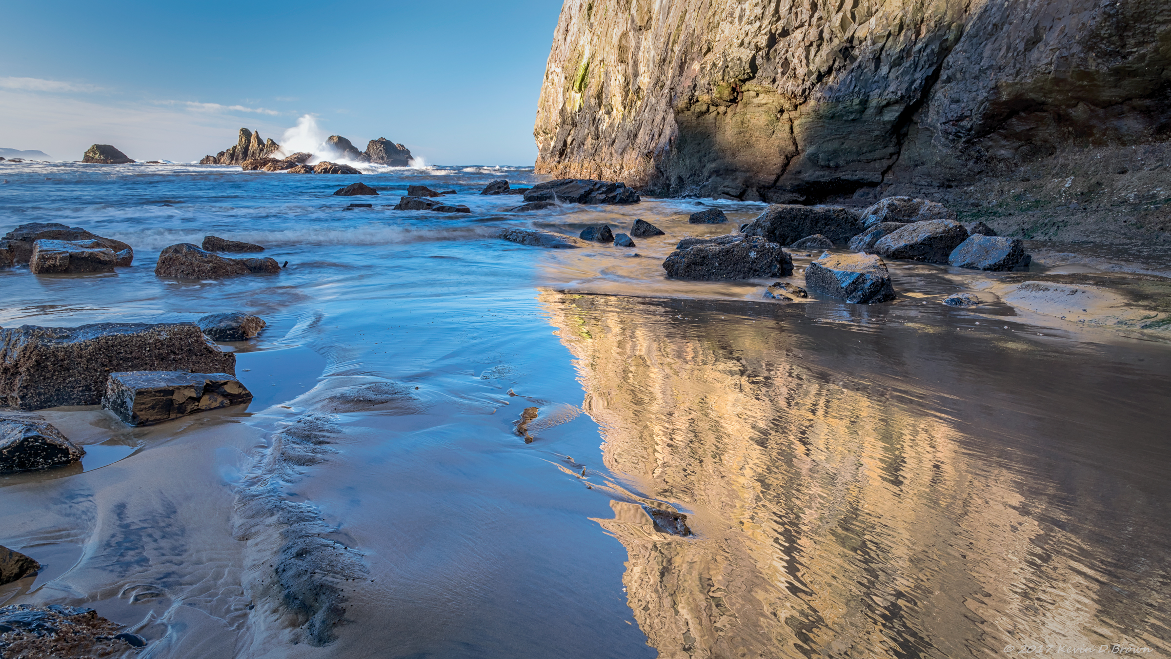 Seal Rock State Park