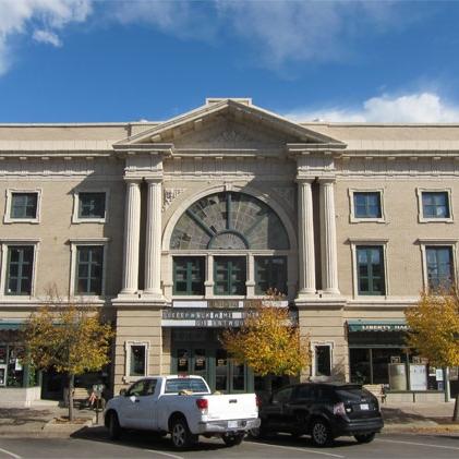 Liberty Hall   644 Massachusetts Lawrence Kansas