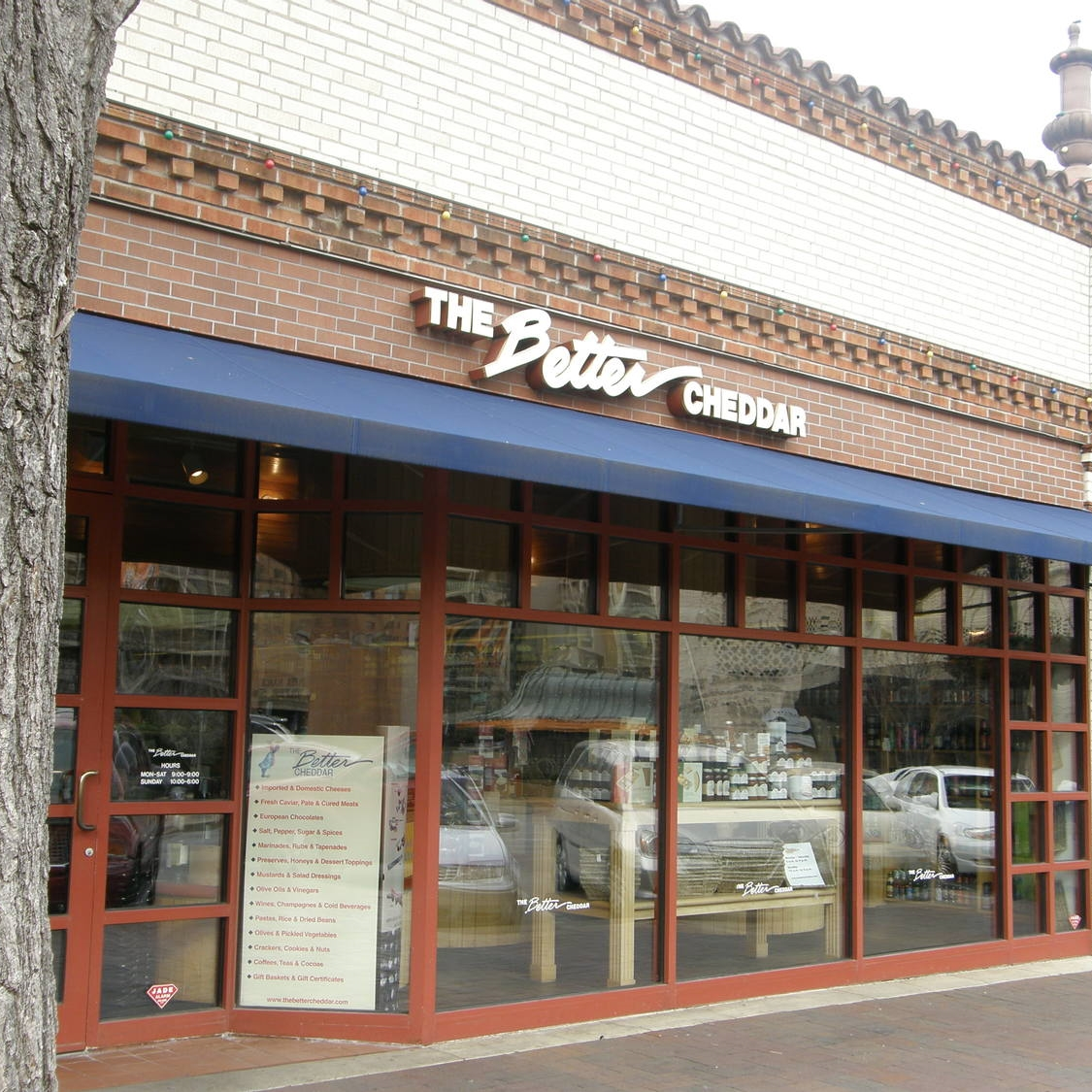 The Better Cheddar   604 W. 48th St., KCMO // #5 On The Mall, Prairie Village Kansas