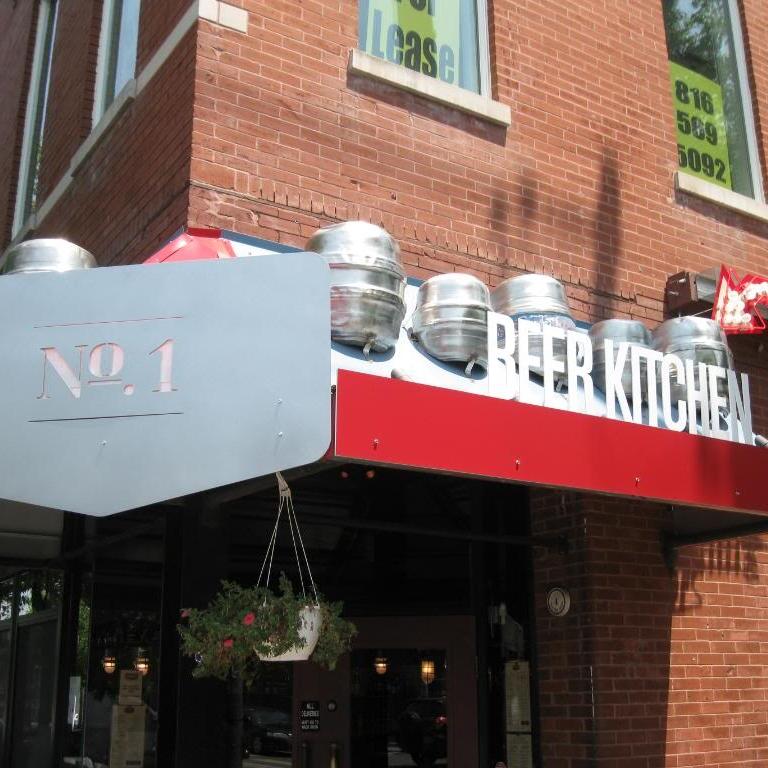 Beer Kitchen   435 Westport Rd. Kansas City Missouri