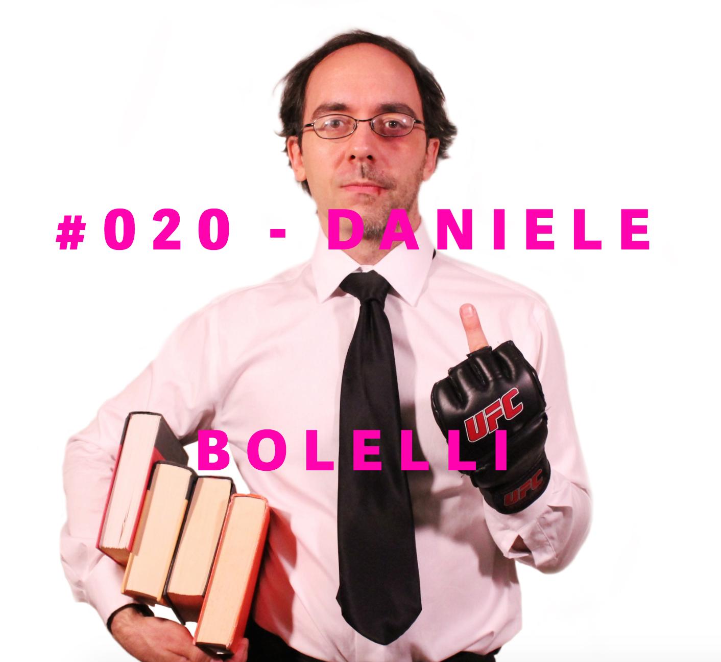 DANIELE BOLELLI  #020-DRUNKEN TAOIST