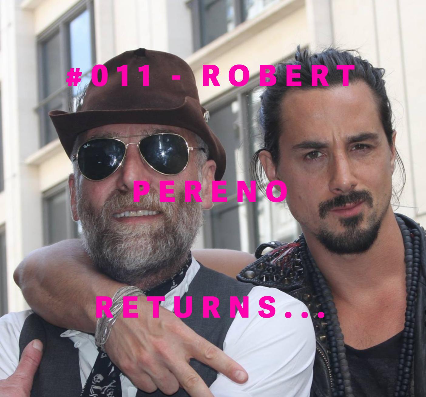 ROBERT PERINO  #011-HELLRAISER RETURNS...
