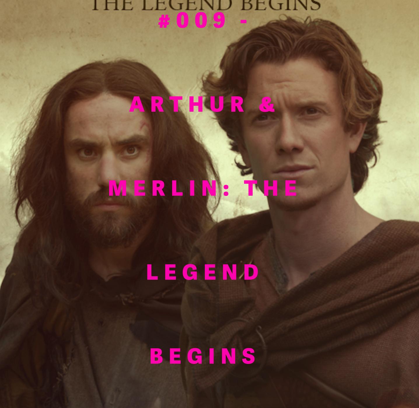 ARTHUR & MERLIN  #009-MOVIE SPECIAL