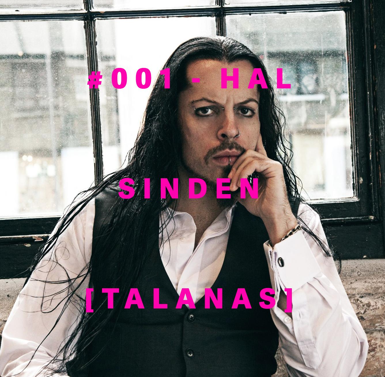 HAL SINDEN  #001-ROCK GOD