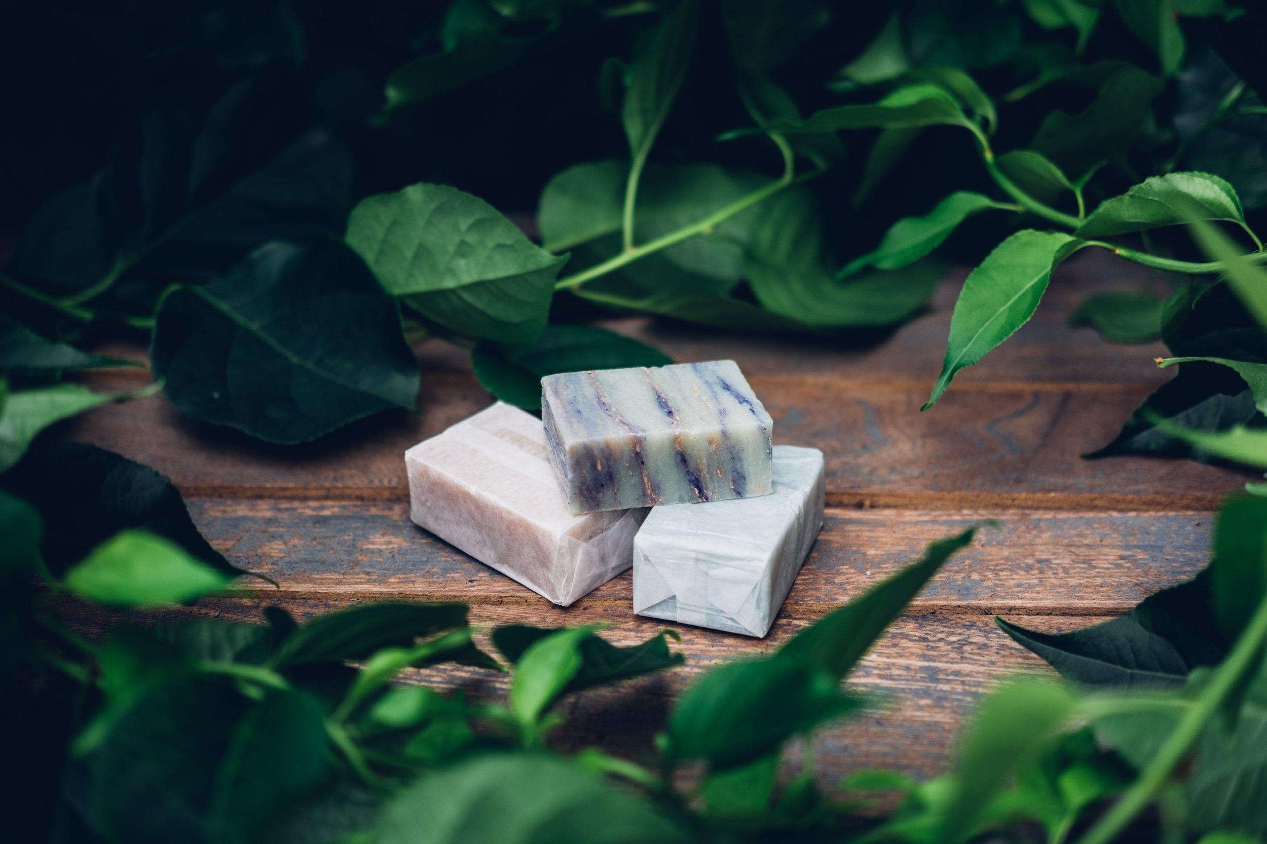 handmade-soap-stacked_4460x4460 Photo by Christian Mackie from Burst.jpg