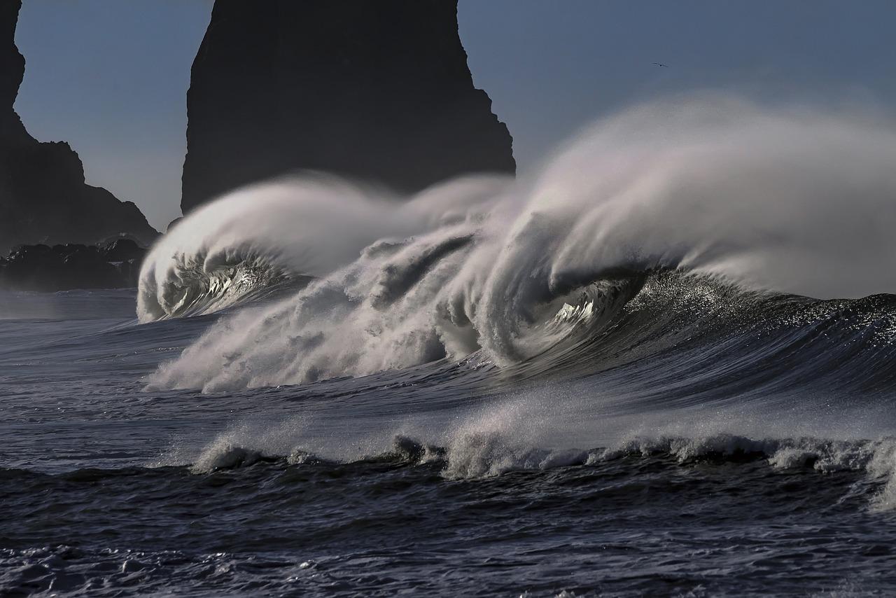 Pacific Ocean, Washington