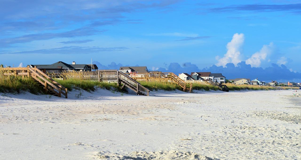 Beaches of South Carolina