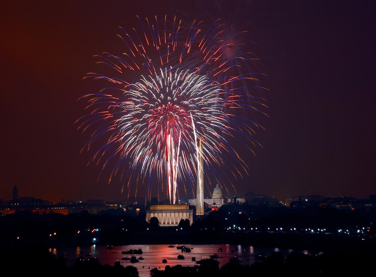 Fourth of July, Washington, DC