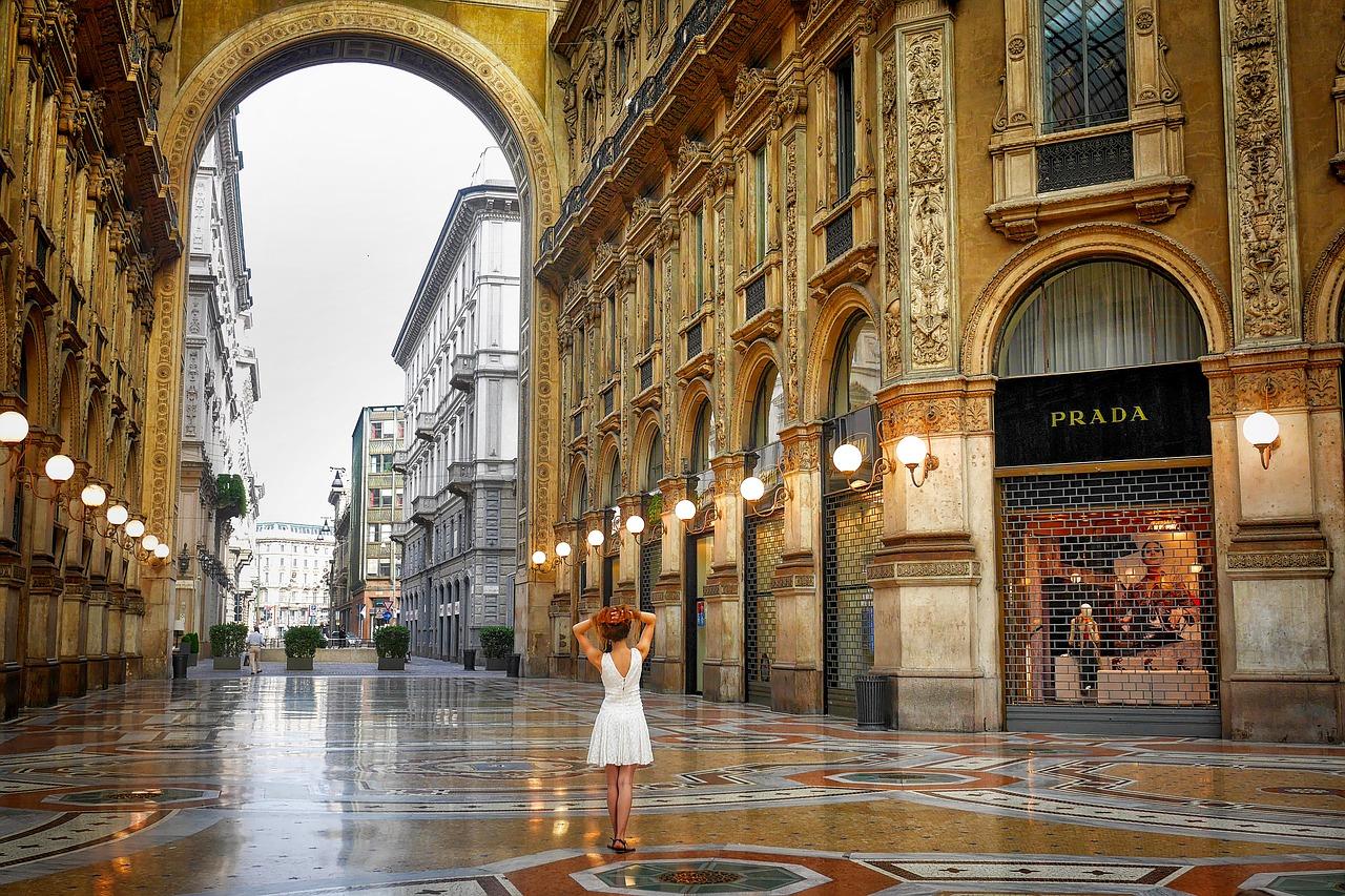 City Centre, Milan, Italy