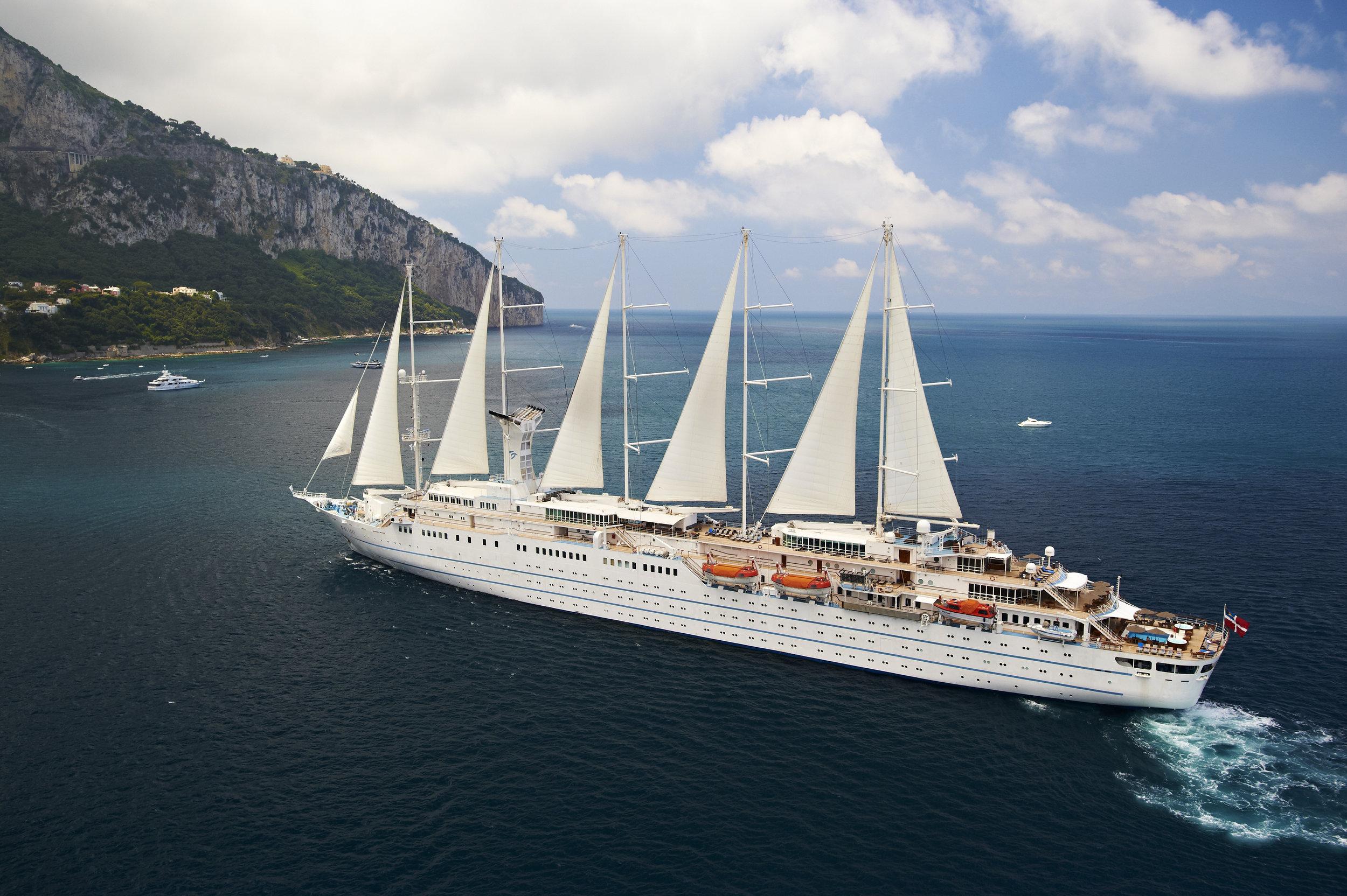 Isle of Capris, Bay of Naples, Italy