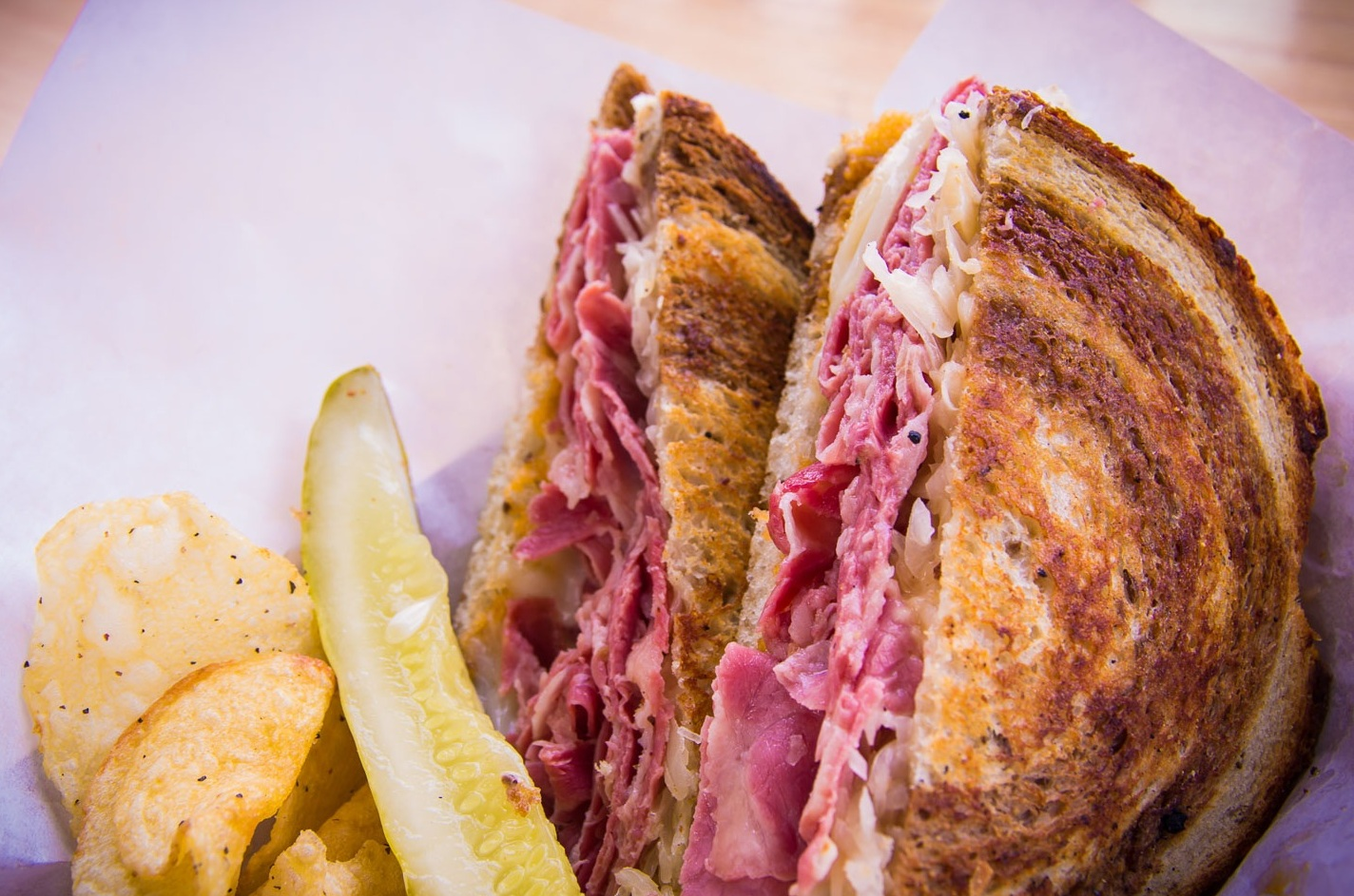 Deli Sandwiches - The sandwiches at Baked in Telluride are top notch enjoy them on one of our fresh baked BIT bakery breads!