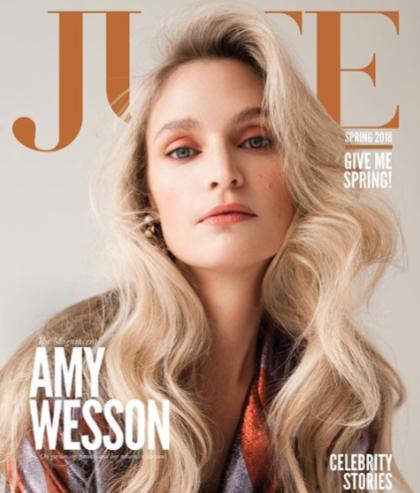 JUTE magazine cover story / Spring 2018